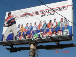 FLW Billboard