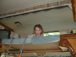 I Love The Top Bunk!
